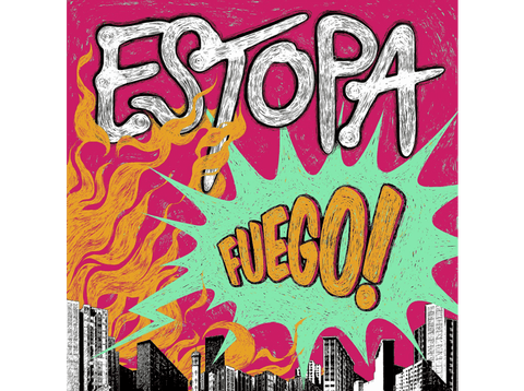 Estopa - Fuego - CD