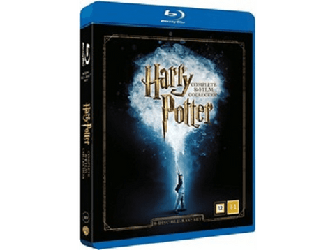 Pack Harry Potter (Colección Completa) (Ed. 2019) - Blu-ray