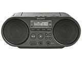 Radio CD - Sony BoomboxZsps50B, Negro