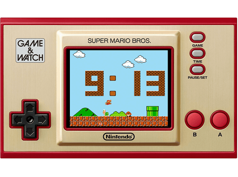 Consola - Game & Watch: Super Mario Bros