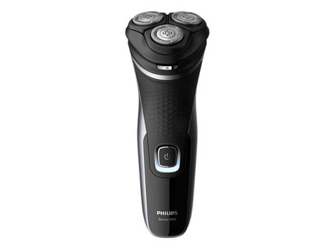 Afeitadora - Philips Shaver 1300 S1332/41 - Cabezales Flex, MultiPrecision, Recargable,