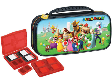 Funda - Ardistel Nintendo Switch NNS53A MULTICHARACTER, SuperMario Deluxe