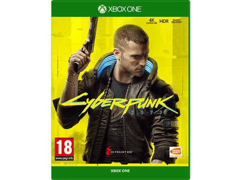 Xbox One Cyberpunk 2077 (Ed. Day One)