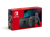 Consola - Nintendo Switch Modelo 2019, 6.2, Joy-Con, Gris