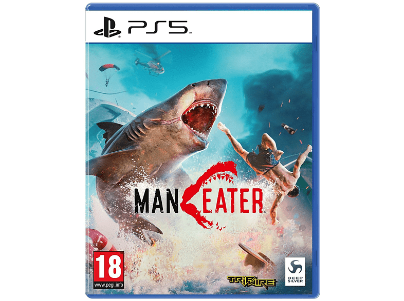 PS5 Maneater