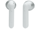 Auriculares inalámbricos - JBL Tune 225TWS, True Wireless, Bluetooth, 25h, Micrófono, Blanco
