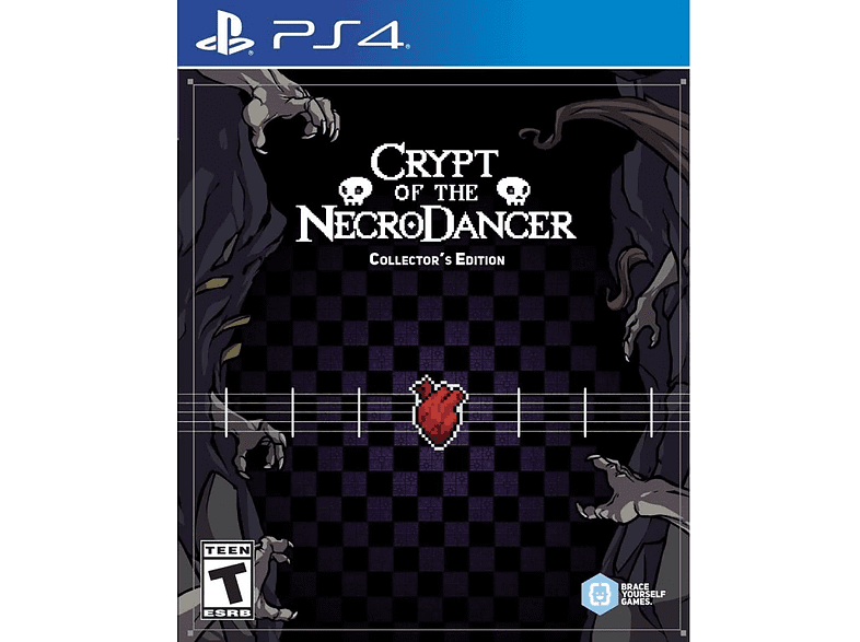 PS4 Crypt of the NecroDancer (Edición Coleccionista)