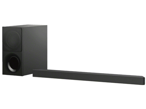 Barra de sonido - Sony HT-XF9000, 300 W, 2.1 Canales, Dolby Atmos, DTS:X, Bluetooth, Compatible 4K