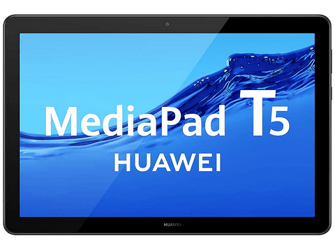 Tablet - Huawei MediaPad T5, 32 GB, Negro, WiFi, 10.1