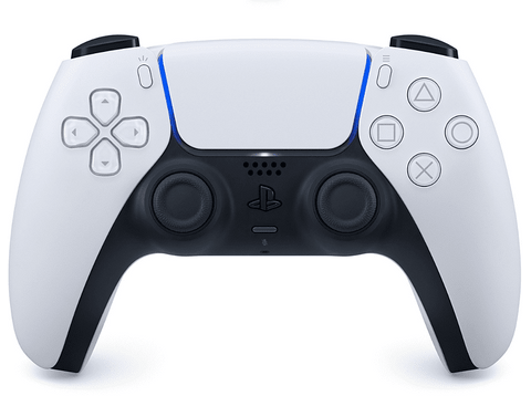 Mando - Sony PS5 DualSense™ Wireless Controller, Blanco