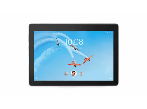 Tablet - Lenovo Tab E10, 16 GB, Negro, WiFi, 10.1