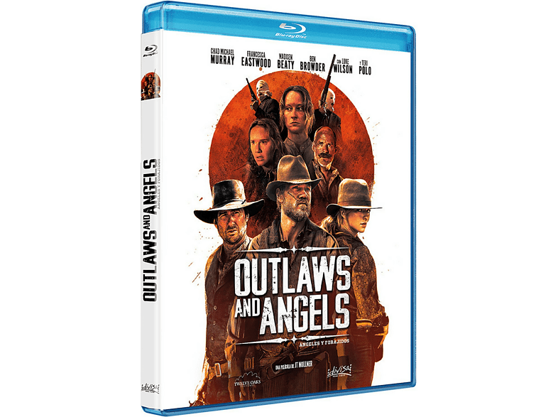 Outlaws And Angels - Blu-ray