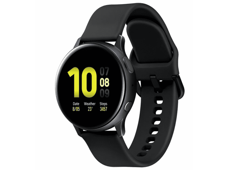 Smartwatch - Samsung Galaxy Watch Active 2, LTE, 44 mm, Acero / Negro