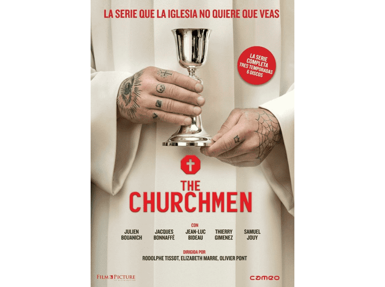 The Churchmen - Serie completa - DVD