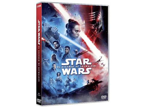 Star Wars: El Ascenso de Skywalker (Episodio IX) - DVD