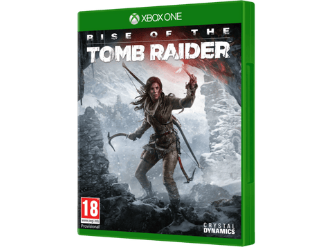 Xbox One Rise of the Tomb Raider