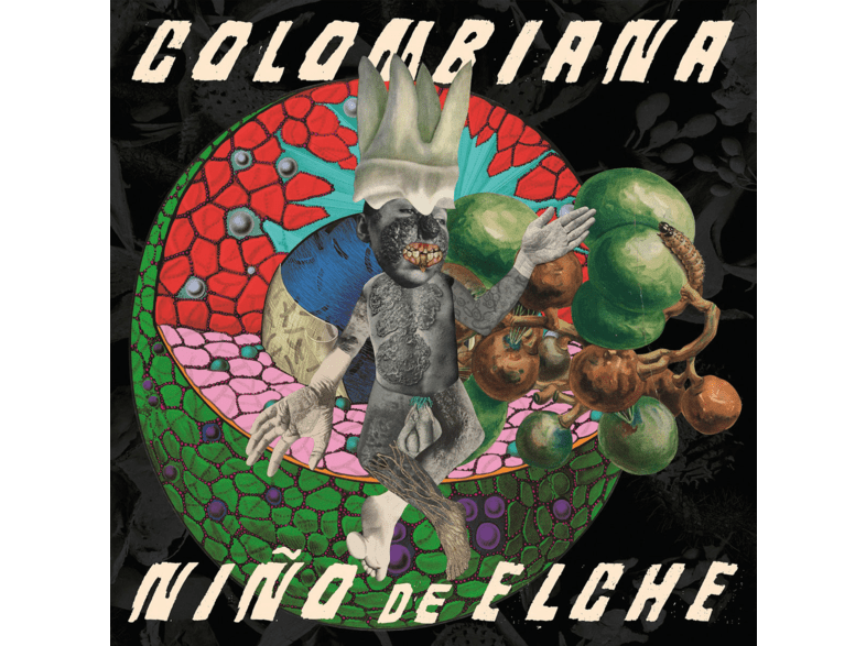 Niño de Elche - Colombiana - CD
