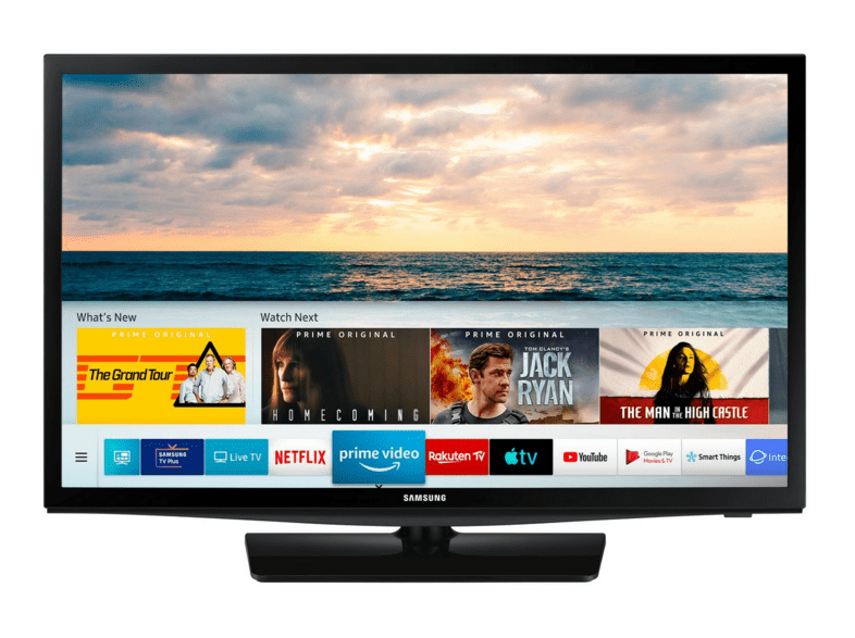 TV LED 24 - Samsung UE24N4305, Plana, Smart TV, 60 cm, HDMI, USB, DVB-T, Wi-Fi, Negro