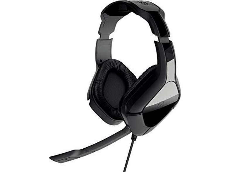 Auriculares gaming - Gioteck Stereo Headset HC2 Plus, Sonido inmersivo, Para PS4, Xbox One y PC