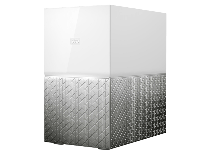 Servidor NAS - My Cloud Home Duo 4TB, Ethernet, Gris