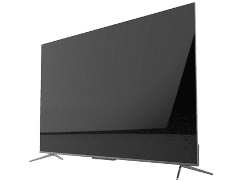 TV QLED 50 - TCL 50C715, 4K UHD, AndroidTV, Dolby Atmos, HDR10+, Google Assistant integrado, Compatible Alexa