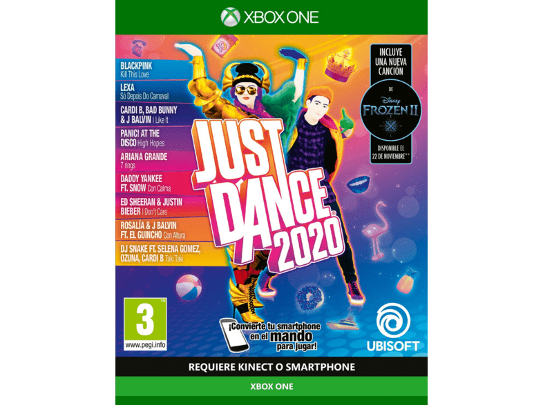 Xbox One Just Dance 2020