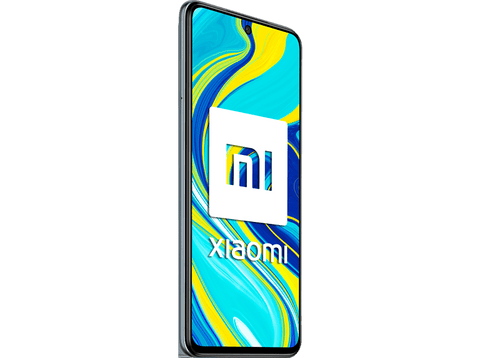 Móvil - Xiaomi Redmi Note 9S, Gris Interestelar, 128GB, 6GB, 6.67