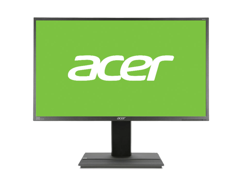 Monitor - Acer B326HKA, 32, 4K Ultra HD IPS, Para PC, Gris oscuro