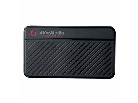 Capturadora de video - AverMedia Live Gamer Mini GC311, HDMI, 1080, Portátil