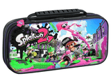Bolsa - Ardistel Deluxe Travel Case NNS51, Diseño Splatoon 2, Funda Para Nintendo Switch, Multicolor