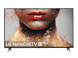 TV LED 55 - LG 55SM8500PLA, NanoCell 4K, Smart TV IA, Alpha 7 Gen.2, Deep Learning, 100% HDR