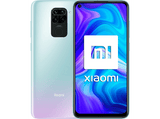 Móvil - Xiaomi Redmi Note 9, Blanco, 128 GB, 4 GB, 6.53 Full HD+, Helio G85, 5020 mAh, Android
