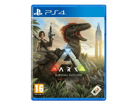 PS4 One Ark Survival Evolved