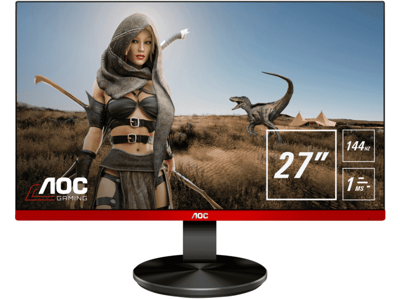 Monitor de 27 - AOC G2790PX, Full HD, TN, LED