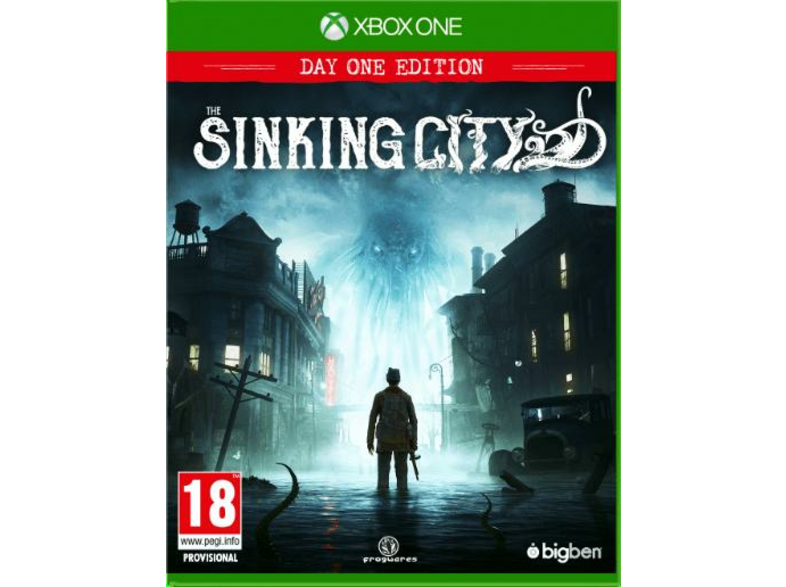 Xbox One The Sinking City
