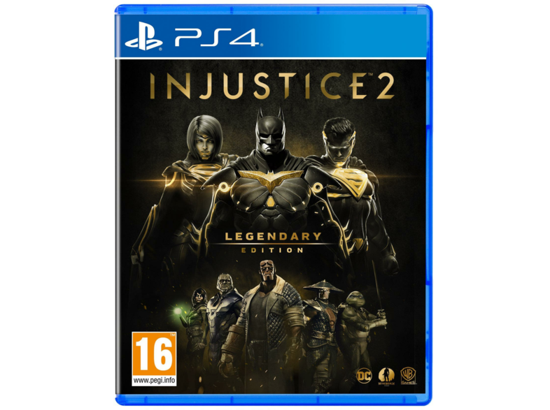 PS4 Injustice 2: Legendary Edition
