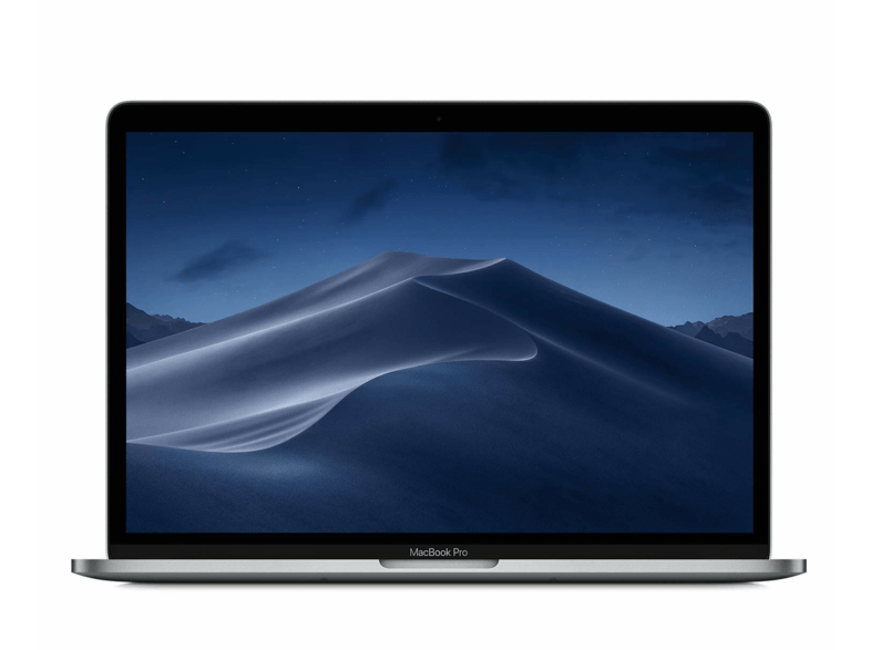 APPLE MacBook Pro (2019) MUHN2Y/A, 13.3 Retina, Intel® Core™ i5, 8 GB, 128 GB SSD, MacOS, Gris espacial