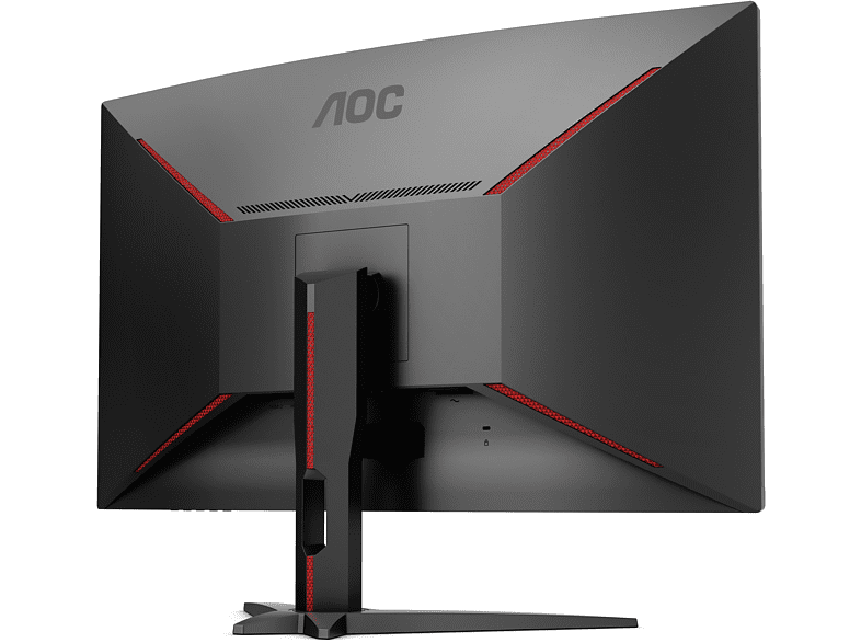Monitor gaming - AOC C32G1, 31.5, Curvo, 1 ms, Full HD, 144 Hz, HDMI, Display Port, FreeSync, Negro