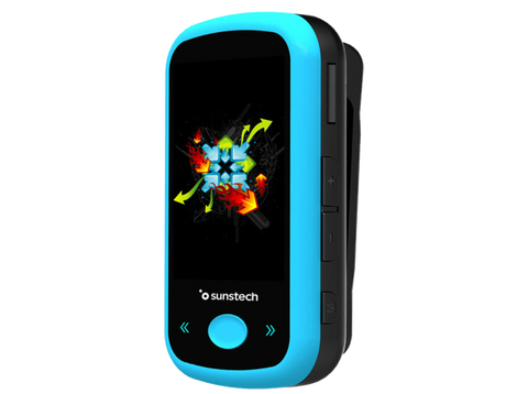 MP4 - Sunstech IBIZABT4GBBL, FM, 4 GB, MP3, AMV, JPG, Bluetooth, Micro USB