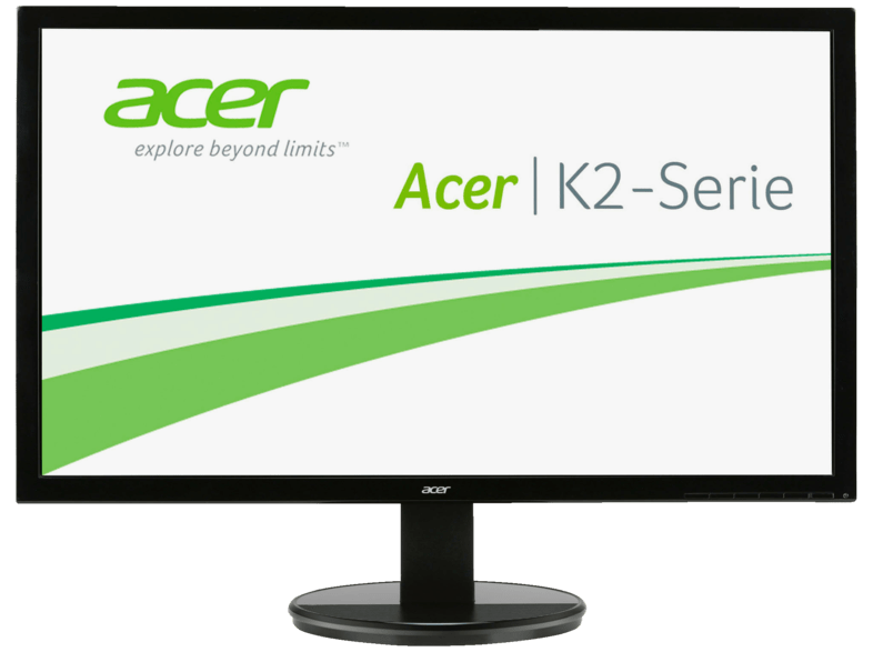 Monitor - Acer K2 SERIE, K222HQLBID, 21.5, LED, 5ms, Full HD, Negro