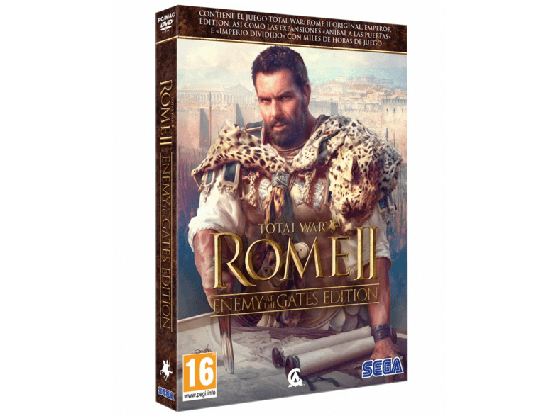 PC Total War: Rome 2 Enemy At The Gate Edition