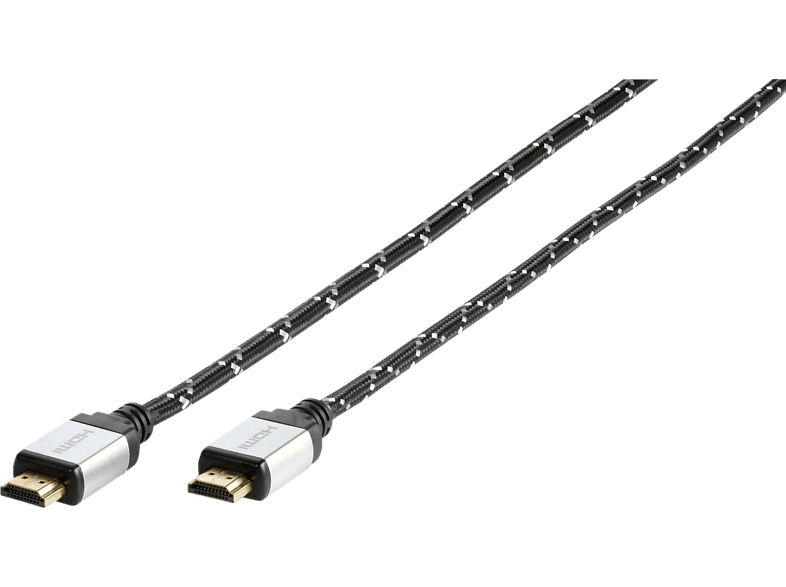 Cable HDMI - Vivanco 42202, 4K, 3 metros