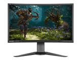 Monitor gaming - Lenovo Y27g Curved Gaming Monitor, 27, Curvo, 1920x1080