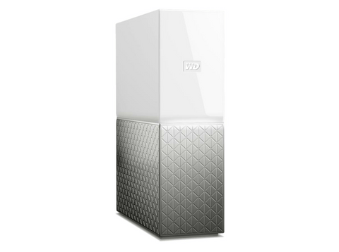 Nube Personal - WD My Cloud Home, 6 TB, Compatible con Windows y Mac