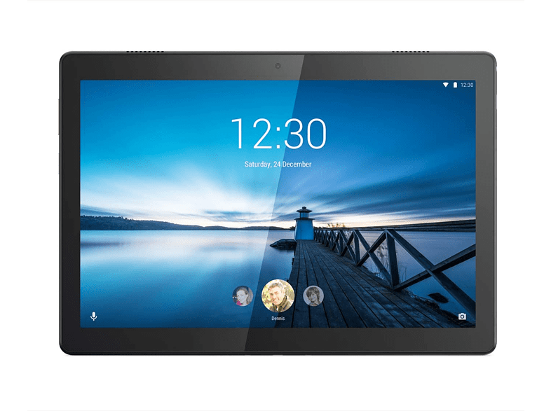 Tablet - Lenovo Tab M10, 10.1  HD, Qualcomm Snapdragon 429, 2 GB, 32 GB, Android, 9 horas, Negro