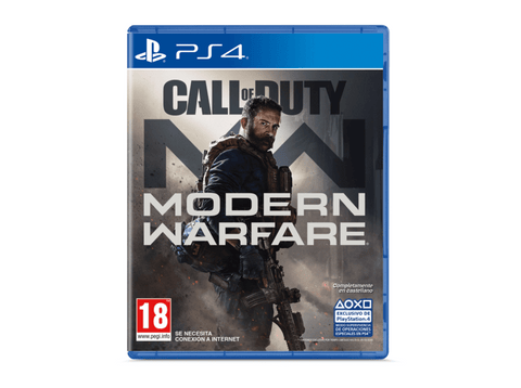 PS4 Call Of Duty: Modern Warfare