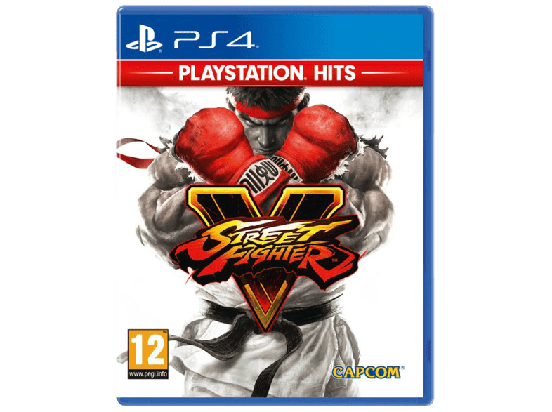 PS4 Street Fighter V (PlayStation Hits)