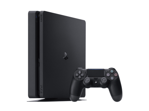 Consola - Sony PS4, 500 GB, Negro