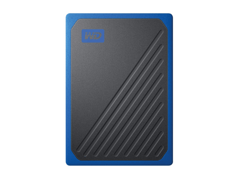 SSD externo - WD My Passport, 500 GB, Negro