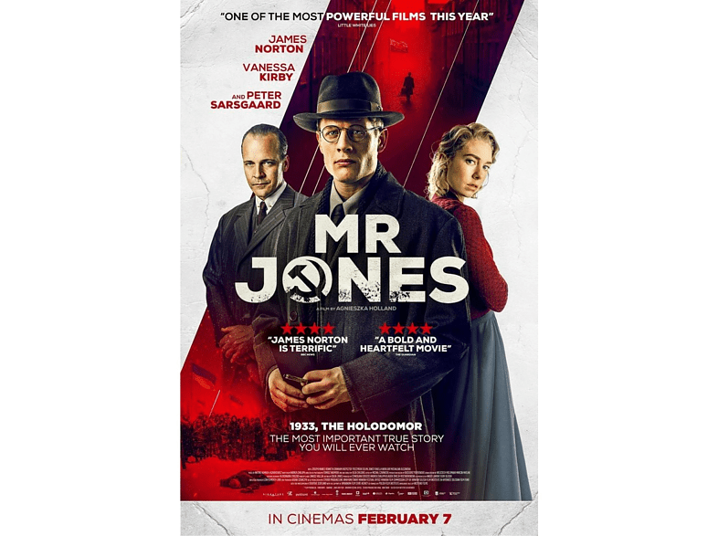 Mr. Jones - DVD